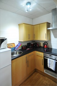 Flat 3 Kitchen